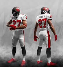 Tampa Bay Buccaneers Uniforms ...