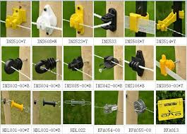 Other Agriculture Farming 25 X Clip On Insulators For Electric Fencing Tape Up To 40mm Brand New Business Office Industrial Union Cs Co Jp