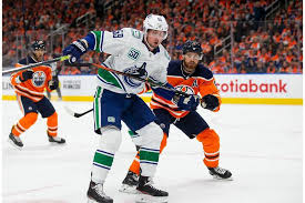 Oilers defenceman Adam Larsson is anxious for return to lineup ...