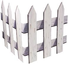 Buy Tabletop Picket Fence Party Accessory 1 Count 3 Pkg In Cheap Price On M Alibaba Com