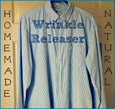 homemade wrinkle releaser a diy