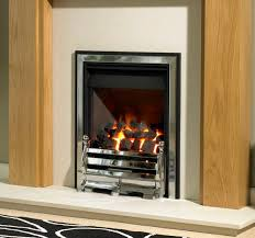 inset electric fire installation
