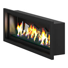 wall gas fireplace 2 cgaxis 3d models
