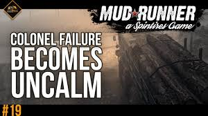 Peel N Stick Window Decal Sheet Games People Play Colonel Failure Has Snapped Spintires Mudrunner Co Op Multiplayer 19