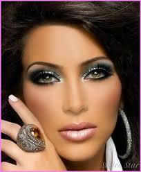 makeup ideas green eyes brown hair
