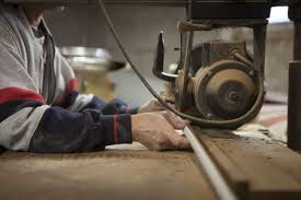 How To Replace The Table Surface On A Radial Arm Saw