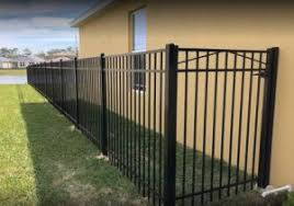 China 6ft Length Ornamental Aluminum Fence China Fence Garden Aluminium Fence Panels