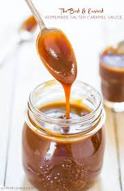 the best salted caramel sauce so easy