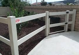 Vinyl Fencing Temecula Ca Vinyl Fence Contractor Sales Installation Murrieta Menifee Hemet