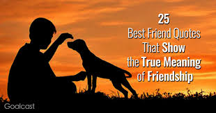 best friend quotes that show the true meaning of friendship
