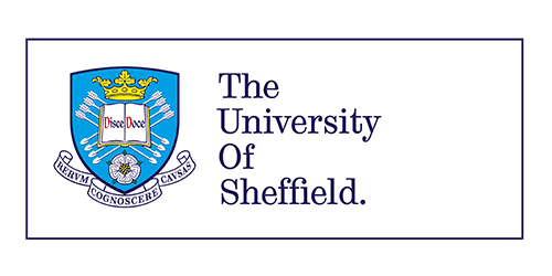"Image result for The University of Sheffield logo"""
