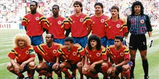 Colombia's 1990 World Cup