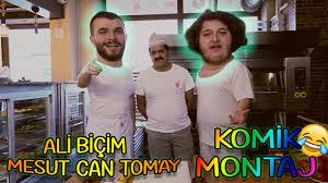 Ali Biçim Mesut Can Tomay Komik Anlar #8 - YouTube