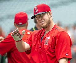 Trimmer C.J. Cron ready to play first base for Angels if needed ...