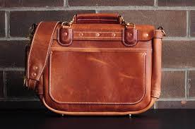 horween english tan dublin leather