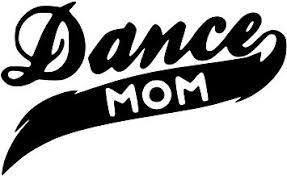 Amazon Com Ur Impressions Blk Dance Mom Decal Vinyl Sticker Graphics For Cars Trucks Suv Vans Walls Windows Laptop Black 7 5 X 4 5 Inch Uri015 B Automotive