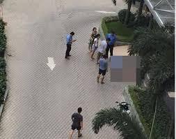 Bé gái rơi từ tầng cao chung cư ở TP.HCM tử vong thương tâm - Báo ...