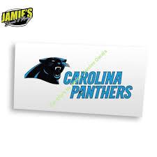 Carolina Football Decal Four Sizes Color Options Jd Version Jamies Decals