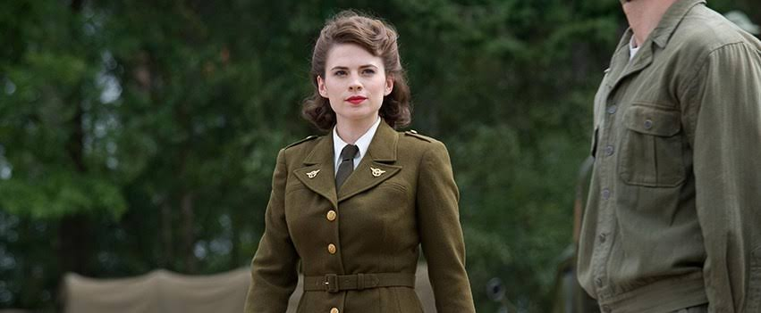 Hayley Atwell's Appearance As Agent Carter