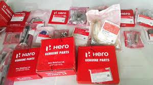 hero genuine parts list you