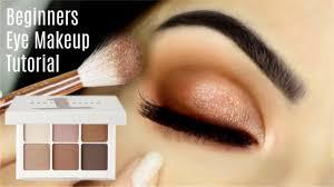 beginners eye makeup tutorial how to
