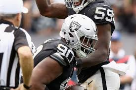 Raiders DT Johnathan Hankins fined for 'roughing the passer' or ...