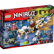 LEGO NINJAGO MASTER WU DRAGON Masters of Spinjitzu 70734 NEW Sealed #LEGO | Ninjago  lego sets, Lego ninjago, Ninjago