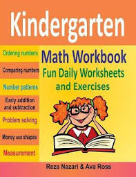 Kindergarten Math Workbook: Fun Daily Worksheets and Exercises by Ava Ross,  Reza Nazari, Paperback | Barnes & Noble®