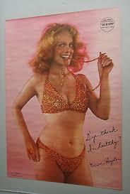 Vintage Pin-Up Poster Naura Hayden D'ya think I'm Healthy 1981 Isle of view    eBay