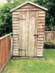 Lovely Crooked Old Garden Shed Stock Photo 0ea8b2c4 2ab5 4ad9 B9d1 044ccf7a3ea9