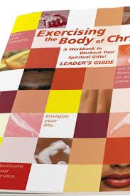 spiritual gifts workbook with spiritual