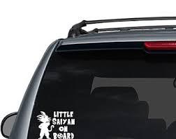 Anime Family Car Decal Etsy