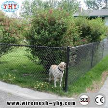 China Pvc Coated 36 Inch Wild Dog Proof Fence China Chain Link Fencing Fence Post