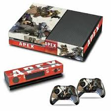 Vinyl Stickers For Xbox One Console 2 Controllers Xbox 1 Set Cover Decals Skin Ebay