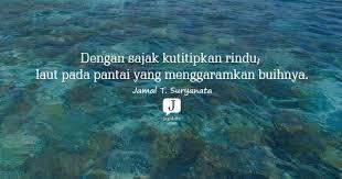kata kata laut jagokata