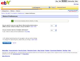 ebay managed returns process