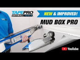 the improved mud box pro from tapepro