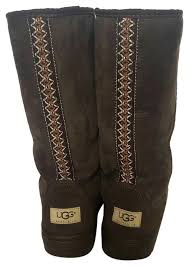 ultimate tall braid leather boots