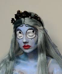 the corpse bride a makeup tutorial