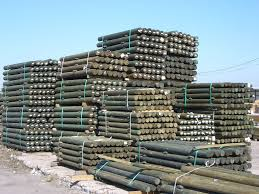 Treated Posts Poles Columns Nationwide American Pole Timber