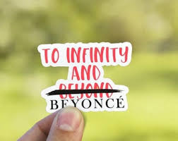 Beyonce Stickers Etsy