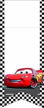 Bandeirinha 2 Jpg 640 1552 Cumpleanos Cars Cumple De Cars