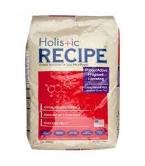 holistic recipe lamb rice puppy 15kg