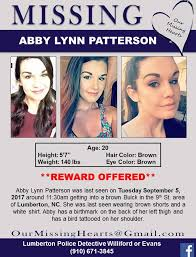 MISSING*** Abby Lynn Patterson was... - Our Missing Hearts | Facebook