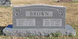 BROWN, ADA - Washington County, Arkansas | ADA BROWN - Arkansas ...