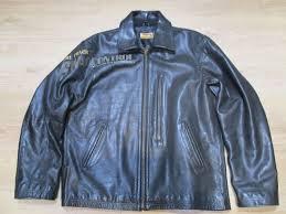 buco product michigan leather jacket