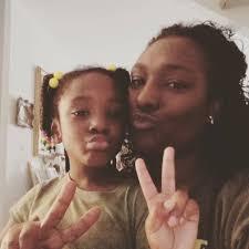 Shana West - Us enjoying our tyme together...a mother...   Facebook