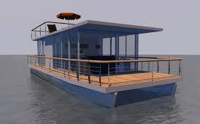 diy houseboat pontoon easy craft ideas
