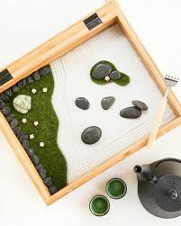 make your own diy mini zen gardens