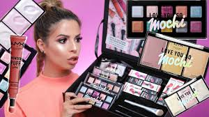 new nyx mochi putty makeup collection